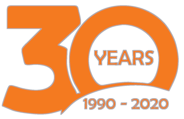 30 Years Metall-Service 1990 - 2020